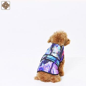 Fashion Digital printed Pet Chest strap