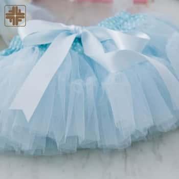Fashion Short Fluffy Girls Tutu Skirt For Baby Kids
