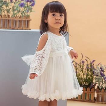Her Dress Classic Handmade Dress-Lea